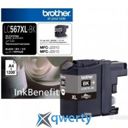 Brother MFC-J2310 XL black (LC567XLBK)