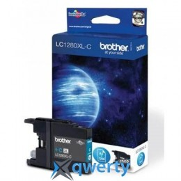 Brother MFC-J6510DW/ J6910DW XL cyan (LC1280XLC)