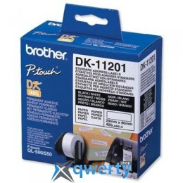 Brother QL-1060N (Standard address labels) (DK11201)