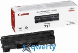 Canon 712 Black для LBP-3010/ 3020 (1870B002/18700002)