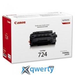 Canon 724 black (6K) LBP-6750dn (3481B002)