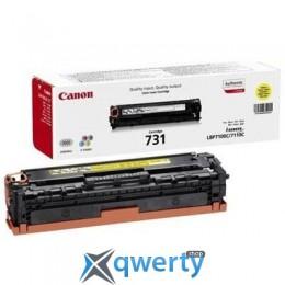 Canon 731 Yellow, для LBP7100/7110 (6269B002)