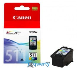 Canon CL-511 Color MP260 (2972B001/2972B007/2981B007/29720001)