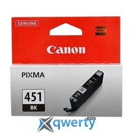 Canon CLI-451 Black PIXMA MG5440/ MG6340 (6523B001)