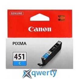 Canon CLI-451 Cyan PIXMA MG5440/ MG6340 (6524B001)