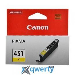 Canon CLI-451 Yellow PIXMA MG5440/ MG6340 (6526B001)