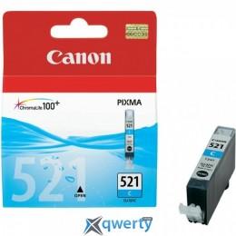 Canon CLI-521 Cyan MP540/ 630 (2934B001 / 2934B004 / 2934B006)