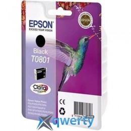 EPSON P50/ PX660/720WD/820FWD black (C13T08014010 / C13T08014011)