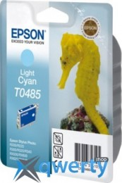 EPSON R200/300 RX500/600 light cyan (C13T04854010)