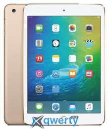 Apple A1550 iPad mini 4 Wi-Fi 4G 16GB (MK712RK/A) Gold Официальная гарантия!