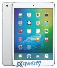 Apple A1550 iPad mini 4 Wi-Fi 4G 64GB (MK732RK/A) Silver Официальная гарантия!