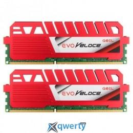 GeIL EVO VELOCE 8GB (2x4)DDR-3  2400MHz (GEW316GB2400C11BDC)