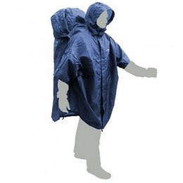 Накидка Terra Incognita CapeBag L/XL blue