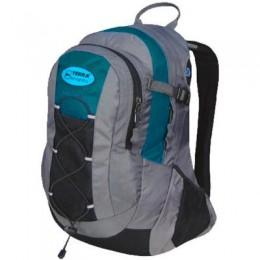 Рюкзак туристический Terra Incognita Cyclone 22 бирюзовый/серый
