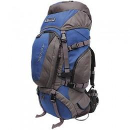 Рюкзак туристический Terra Incognita Discover 100 blue / gray