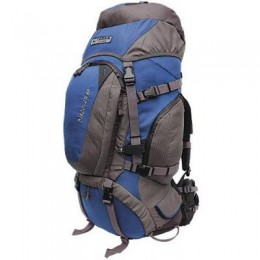 Рюкзак туристический Terra Incognita Discover 70 blue / gray