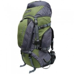Рюкзак туристический Terra Incognita Discover 70 green / gray