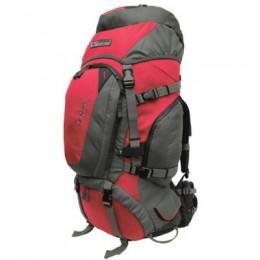 Рюкзак туристический Terra Incognita Discover 70 red / gray