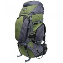 Рюкзак туристический Terra Incognita Discover 85 green / gray