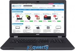 Acer Aspire ES1-731-P24C (NX.MZSEU.011) Black