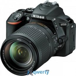 Nikon D5500 18-140mm VR