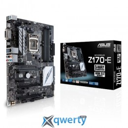 Asus Z170-E (s1151, Intel Z170, PCI-Ex16) купить в Одессе