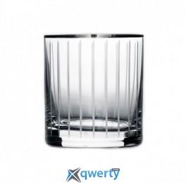 Barline набор стаканов для виски (line платина)