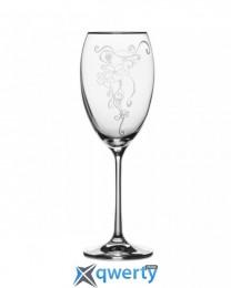 Grandioso набор бокалов для вина (Sunfloro платина) купить в Одессе