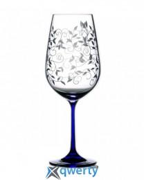 Viola набор бокалов для вина (Lido cobalt) 2 шт. 550 купить в Одессе