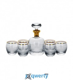 Набор для виски Onda золото купить в Одессе