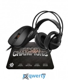 STEELSERIES E-sports Champions Bundle (66006) купить в Одессе