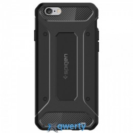Spigen Case Rugged Armor Black for iPhone 6/6S (SGP11597) купить в Одессе