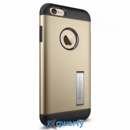 Spigen Case Slim Armor Champagne Gold for iPhone 6/6S (SGP11607) купить в Одессе