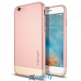 Spigen Case Style Armor Rose Gold for iPhone 6/6S (SGP11724) купить в Одессе