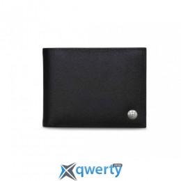 Мужское портмоне BMW Men's Basic Wallet flat 2015 (80212344454)