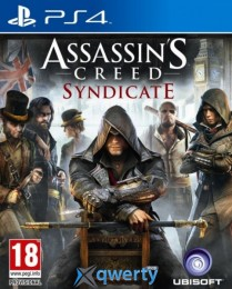 Assassins Creed Syndicate PS4 (русская версия)