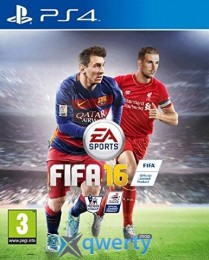 FIFA 16 Ultimate Team Edition (PS4) купить в Одессе