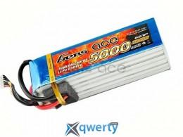 AE Gens Ace Li-Po battery 22.2V 5000 mAh 6S1P 45C T-Plug Soft Case купить в Одессе