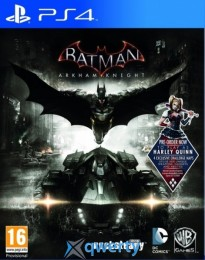 Batman: Arkham Knight / Бэтмен: Рыцарь Аркхема (PS4)