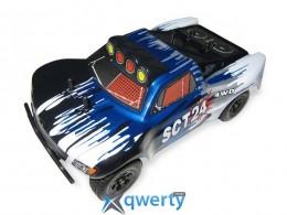 HSP ТT24 1:24 шорт-корс 4WD электро синий RTR купить в Одессе