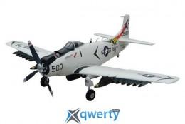 TOP RC A1Sky Raider warbird копия электро бесколлекторный 800мм белый с пилотом PNP купить в Одессе