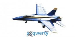TOP RC F-18 V1импеллерный копия электро бесколлекторный 686мм синий 2.4ГГц RTF купить в Одессе