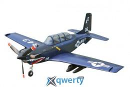 TOP RC T-34 warbird копия электро бесколлекторный 750мм синий 2.4ГГц RTF купить в Одессе