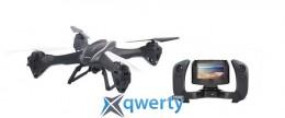 UDIRC U842-1 2,4 GHz LarkFPV 370мм бортовая камера 4.3 Inch LCD RC 4CH черный