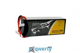 AE Gens Ace TATTU Li-Po 22.2V 8000 mAh 6S1P 25C Soft Case купить в Одессе