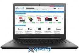 Lenovo IdeaPad 100-15 (80QQ008AUA) Black