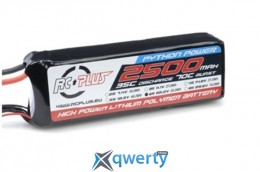 RC Plus PYTHON Li-Po battery 22.2V 2500 mAh 6S1P 35C T-plug Soft Case купить в Одессе