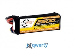 RC Plus SPORTSLINE Li-Po battery 14.8V 2500 mAh 4S1P 30C T-plug Soft Case купить в Одессе