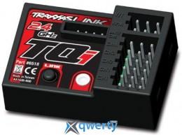 Traxxas TQ Приемник 5-канальный с телеметрией и рабочей частотой 2.4 ГГц купить в Одессе