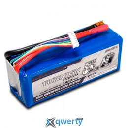 Turnigy Li-Po battery 22.2V 5000mAh 6S1P 30C купить в Одессе